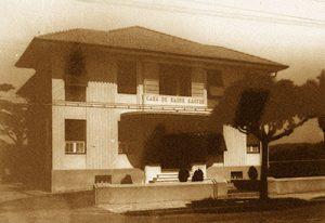 antigo Pronto Socorro Hospital Casa de Saúde
