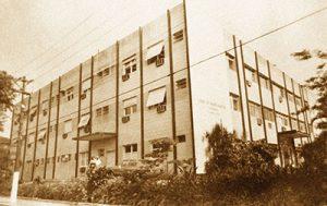 Antigo Prédio de Maternidade do Hospital Casa de Saúde
