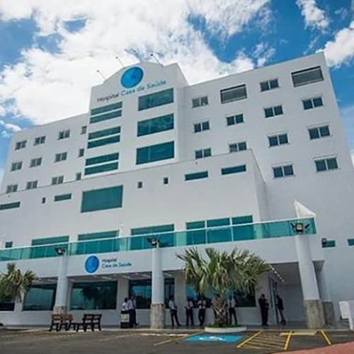Hospital Casa de Saúde (Praia Grande)