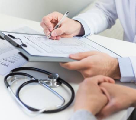 Médicos do Hospital Casa de Saúde