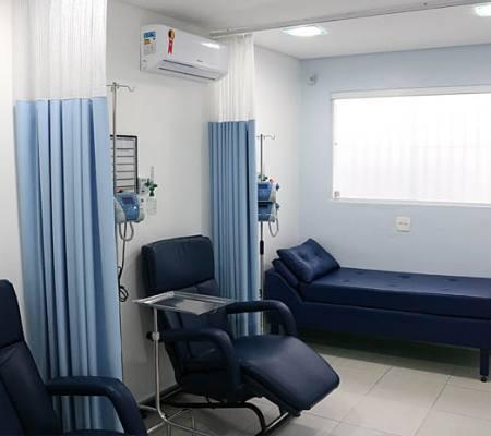 Quimioterapia Ambulatorial do Hospital Casa de Saúde