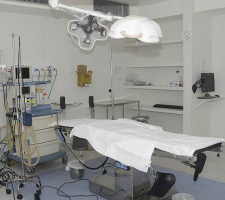 Principais Cirurgias onde são realizados procedimentos mensais de pequeno, médio e grande porte.