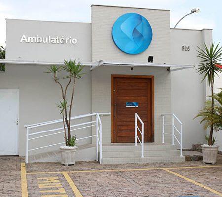 Ambulatório do Hospital Casa de Saúde